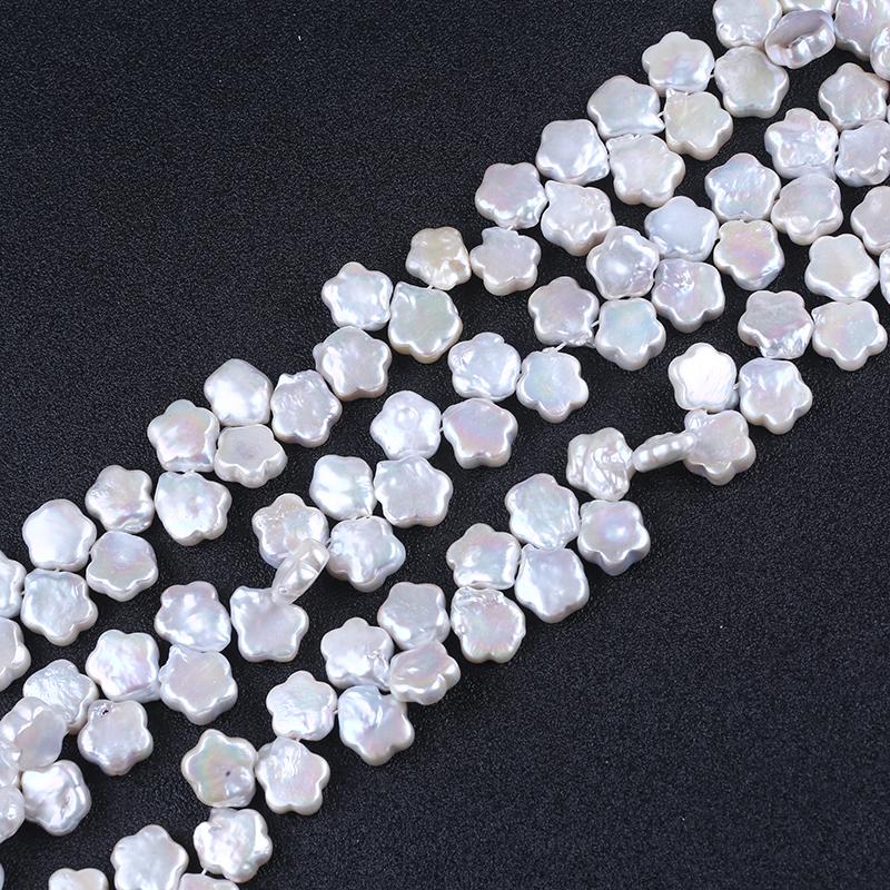 "14-16mm Freeform Reborn Baroque Multicolor Freshwater Pearl Beads Strand 15/"""