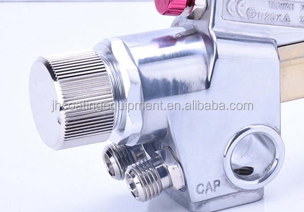 Spray Gun Industrial Pressure Feed Auto Paint Spray Gun