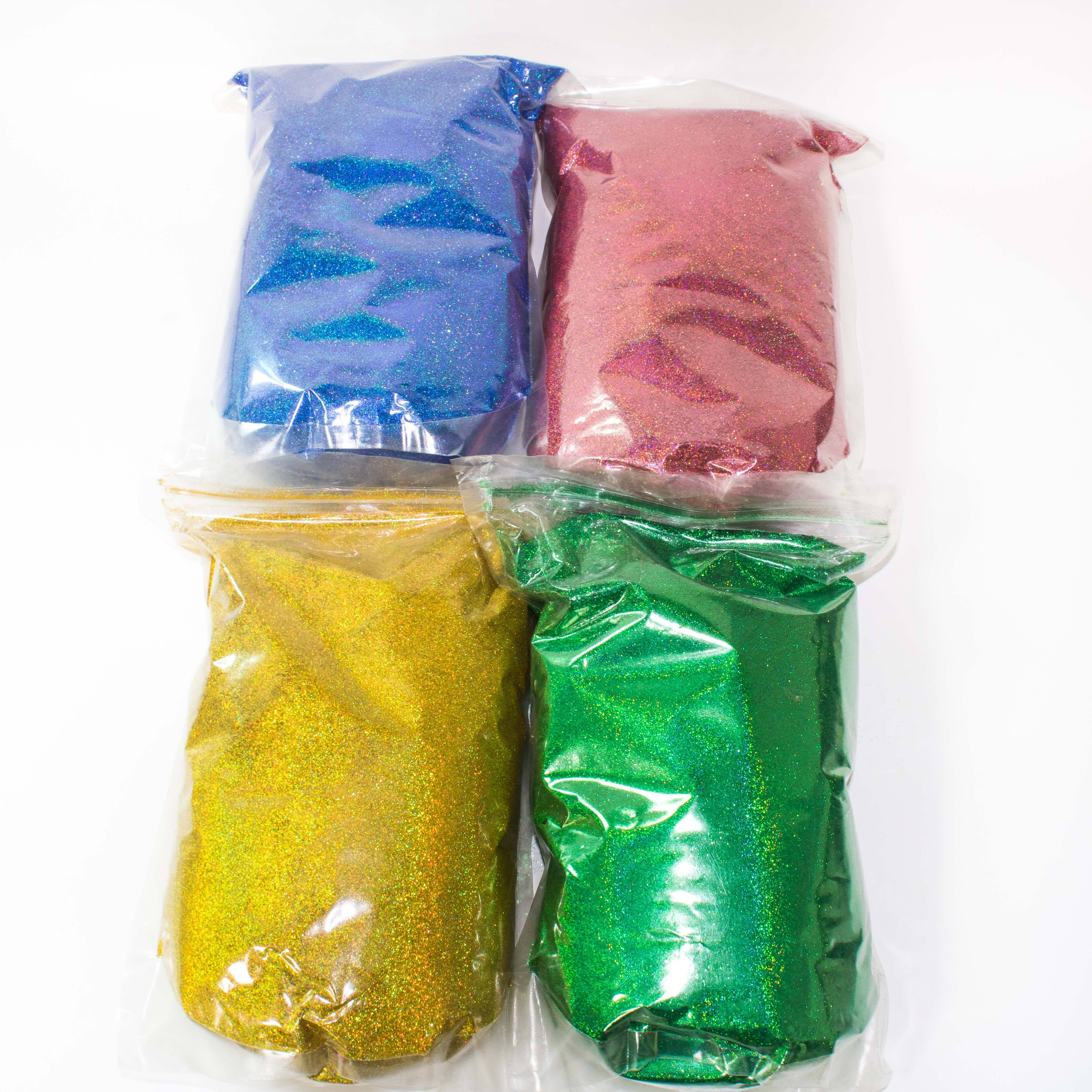 Hot Selling Fine Bulk Glitter Powder For Crafts Holographics Nail Powder Glitter Sequins Pigments Art Flakes Decoration DIY