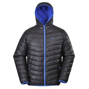 Fuzhou Fashion Flying China Factory Custom Black Winter Padding Down Jacket Men