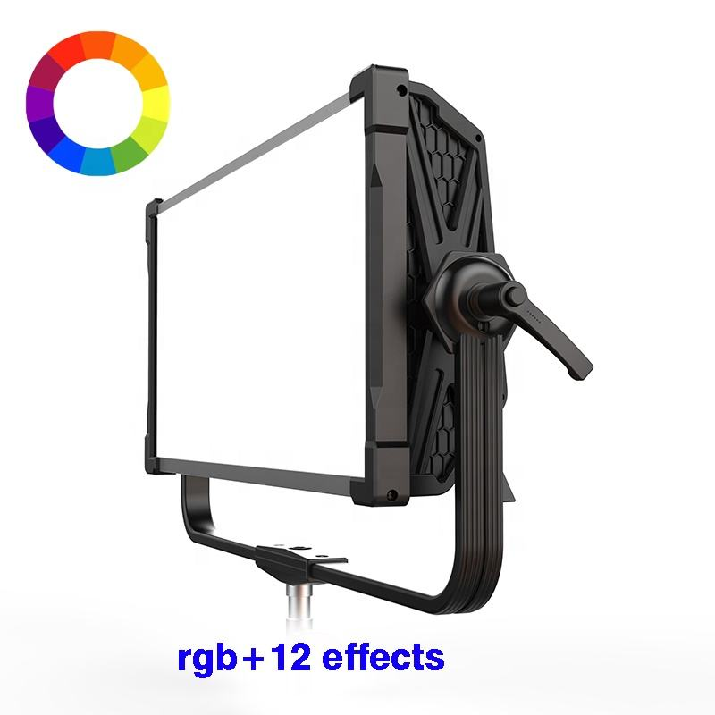 Yidoblo AI-2000C RGBW LED <span class=keywords><strong>Film</strong></span> beleuchtung 200W mehrfarbiges Soft Panel Video licht mit Cop Car/Fire/Paparazzi/Pulsing