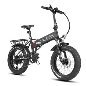 New Arrival on Most Affordable E-bike Folding Electric Bike Fat Tire foldable Bicycle with Regenerative System ebike