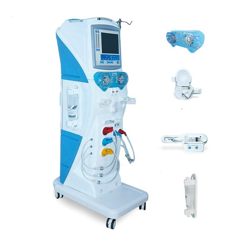 YSHDM300 China top quality kidney dialysis machine automatic hemodialysis machine with best price for sale