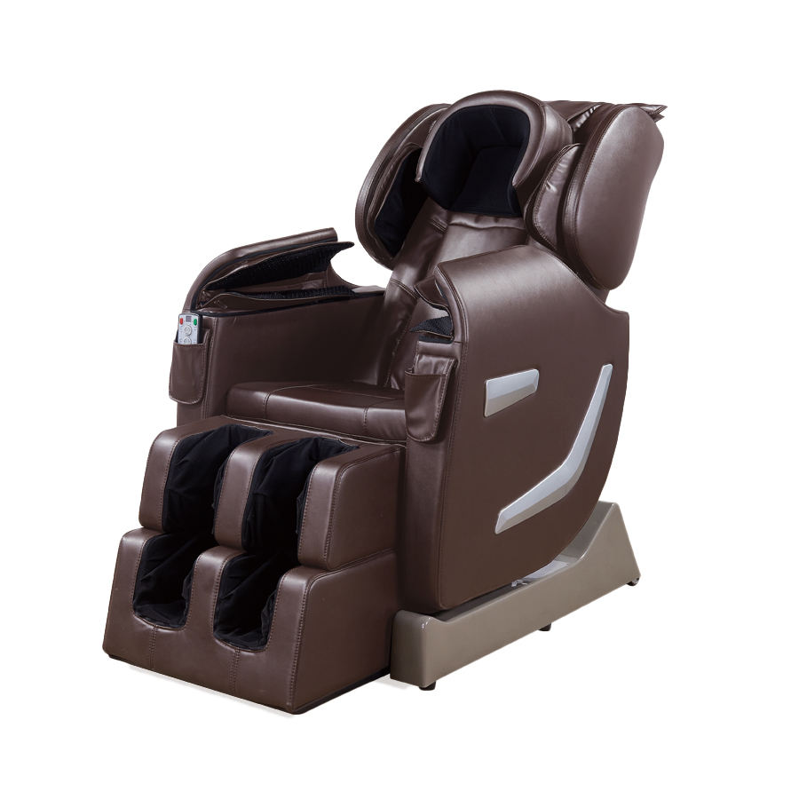 Factory cheap professional electric back pain massage chair kneading shiatsu back massage cushion with airbags massage AM178036
