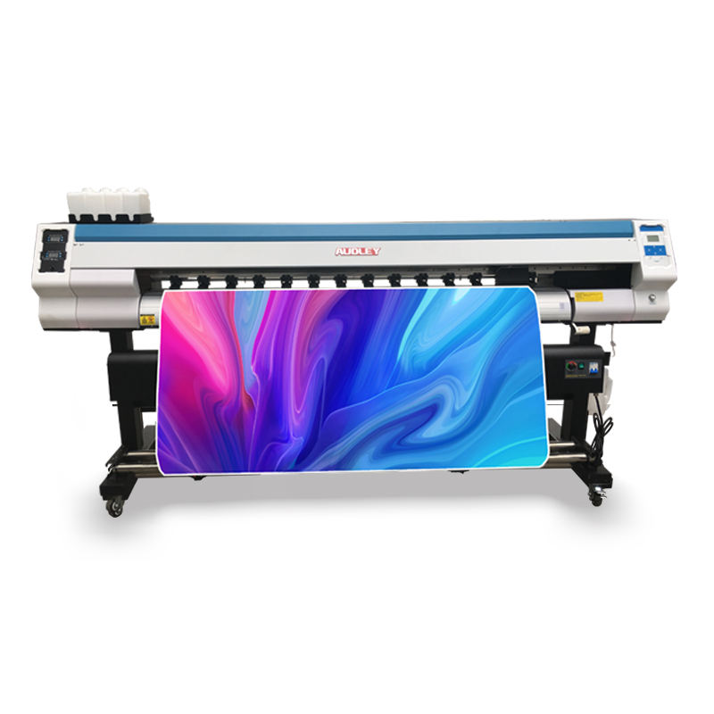 Best price 1.8m eco-solvent printer,sticker/vinyl/flex banner xp600 eco-solvent printing machine