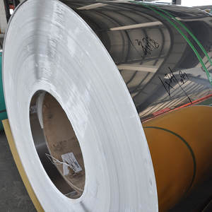 Stainless steel coil SS316 sheet cold rolled strip 2B BA surface