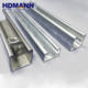 Good Quality Perforated C Type Galvanized Strut C Channel Purlin