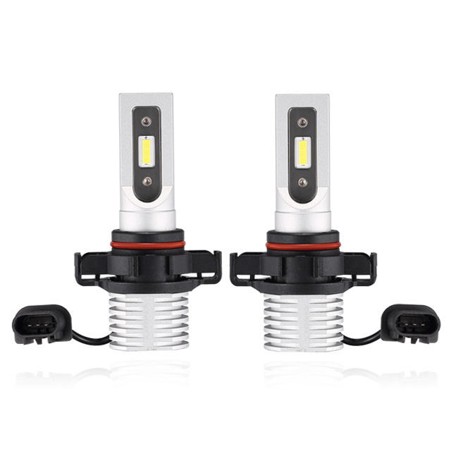 EKLIGHT h4 fanless led headlight h15 led lamp