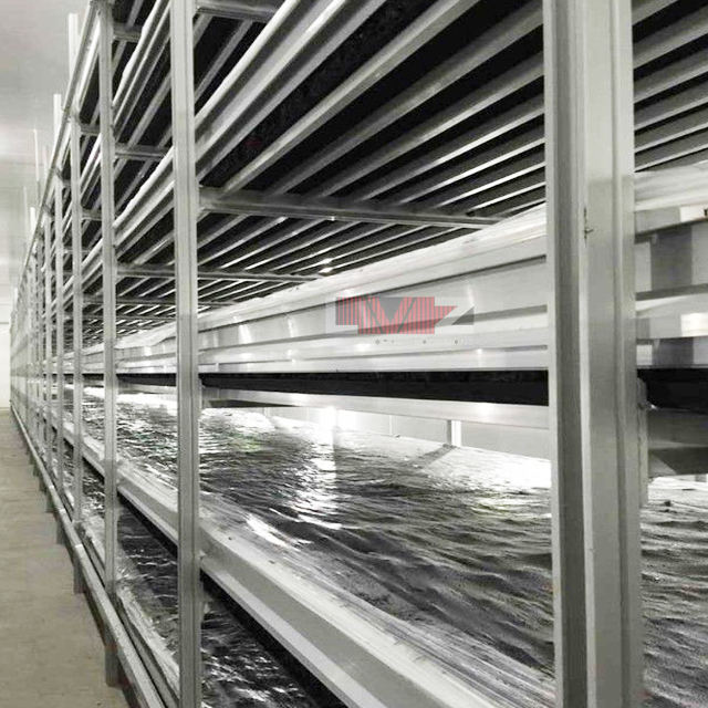Hot Sale Aluminum Mushroom Cultivation Grow Racks Growing Shelves
