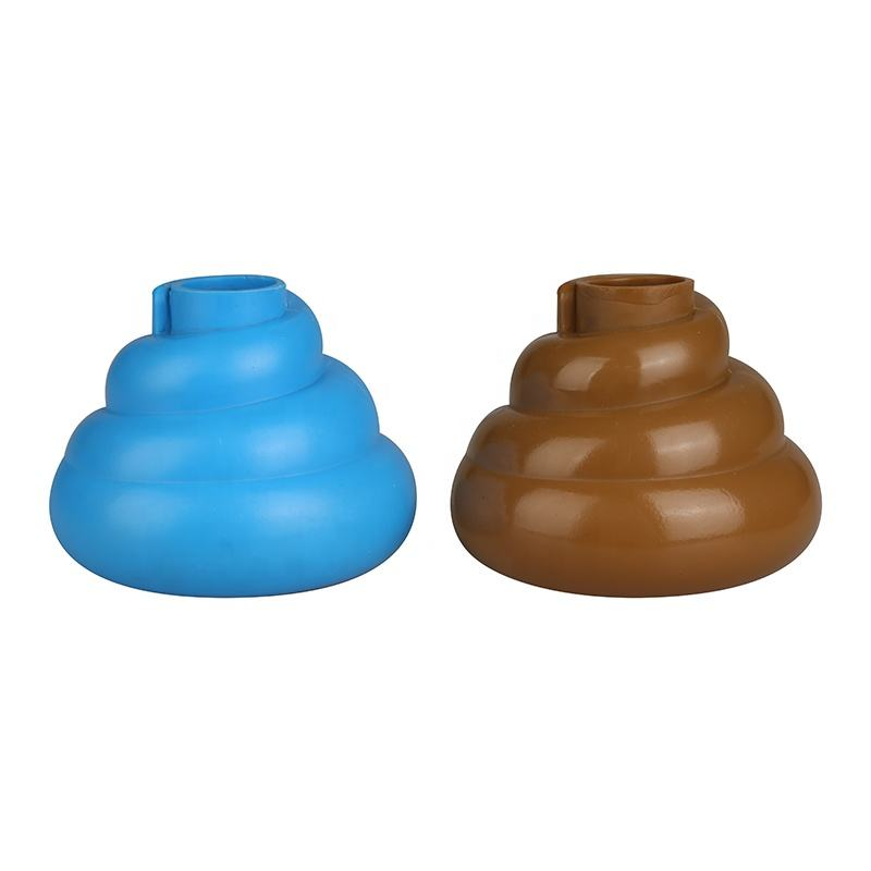 Create Cute Plastic Stool Shaped Pressure Balls For Your Child's Toys