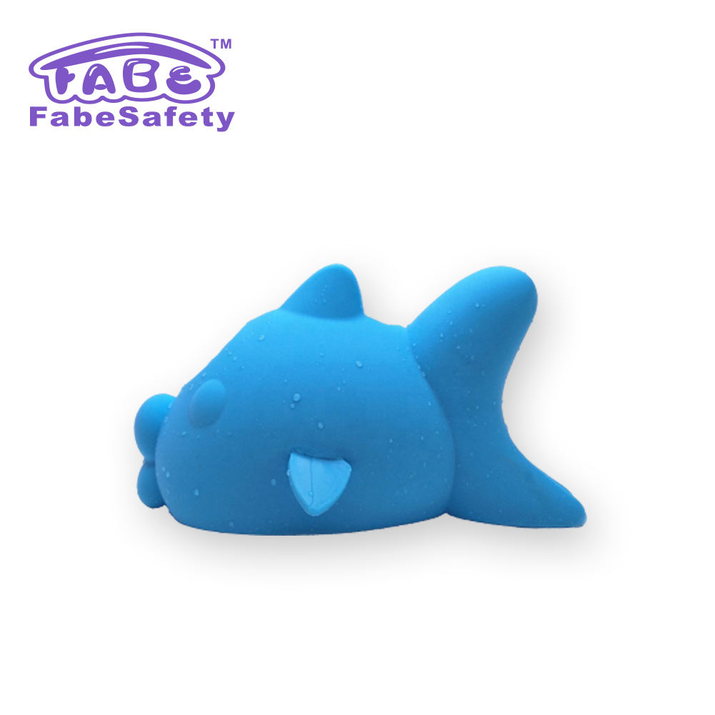 Fabe soft silicone bathtub spout cover for infant baby and toddler