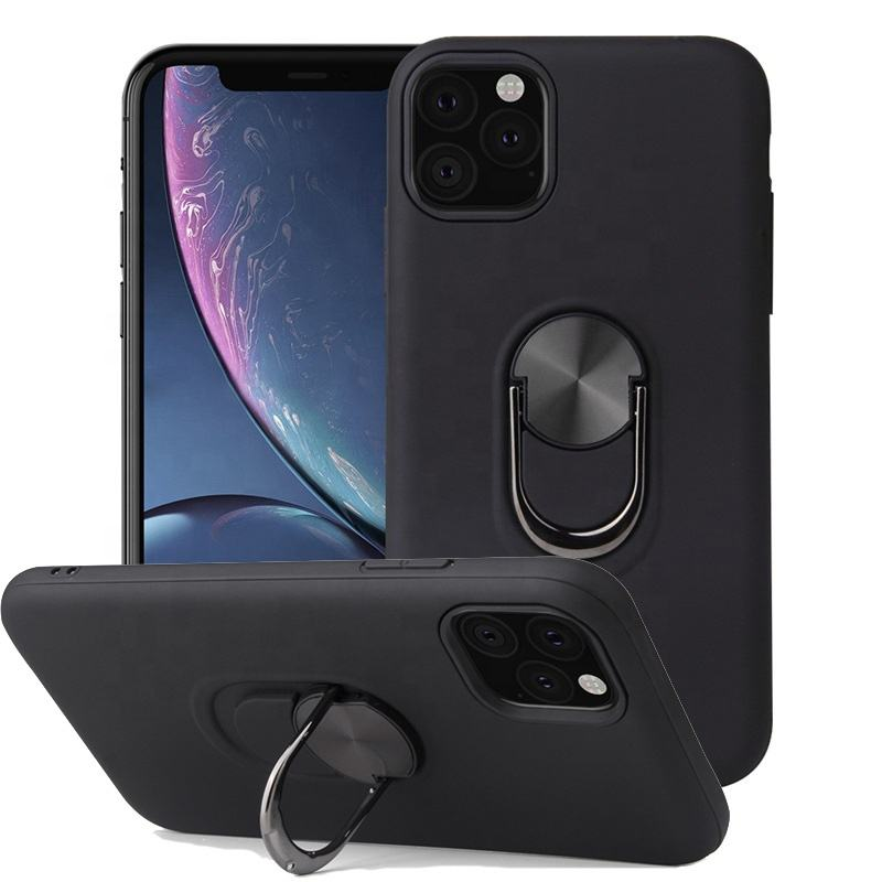 New Shockproof Magnetic PC TPU Fundas Para Celular Phone Case For iPhone 11