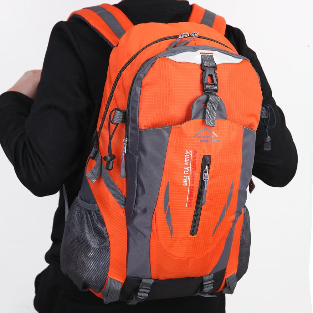 ON-306U Factory wholesale multifunction water resistant bags for men backpack men