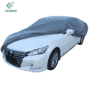 Amazon Hot koop Non-woven Stof Universele auto Covercar cover auto cover waterdicht door Yaheng