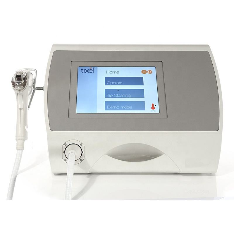 RF Whelk Treatment Machine Face Lifting Wrinkle Removal Skin Rejuvenation Remove Scar