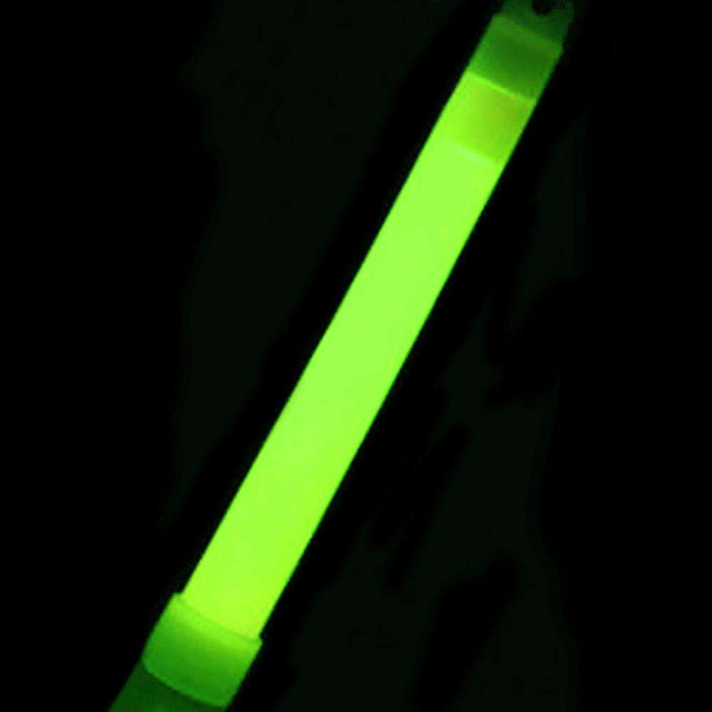 6inch Glowsticks With Hook Chemical light stick Camping Emergency decoration Party clubs glow in the dark glow sticks