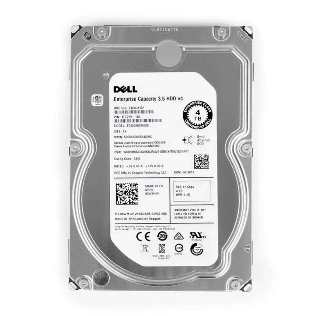 """Dell 450GB 3G 15K 3.5/"""" FM501 0FM501 HDD Hard Drive"""
