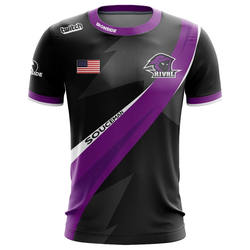 China Esport Shirt Maker Espor Forma Maillot Homme Team Custom Esports Gaming Jersey