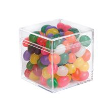 Empty Small Transparent Clear Plastic Candy Box