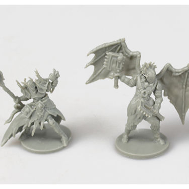 Custom plastic board game figurine miniatures knights rpg miniature small figurines italians 28mm miniatures