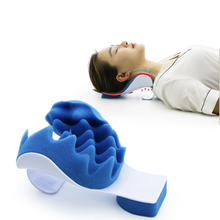Pawing Chiropractic Pillow Neck and Shoulder Relaxer Neck Relief Pillow Neck Pain Relief Devices