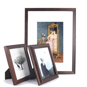 Small Photo Foto Wood Set Cheap Picture Frames In Bulk