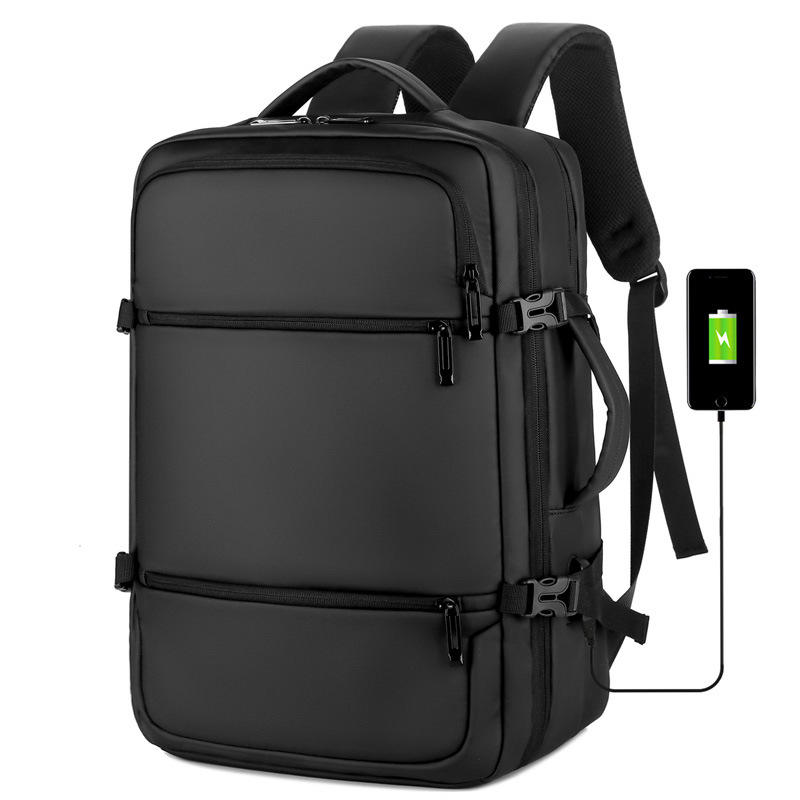 2020 Mochila USB Charging Laptop Wholesale Rucksack Bags For Men Outdoor Travel Backpack 17 inch laptop waterproof