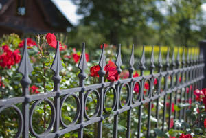 customized decorative iron fence lowes wrought iron railings prefab stair railing