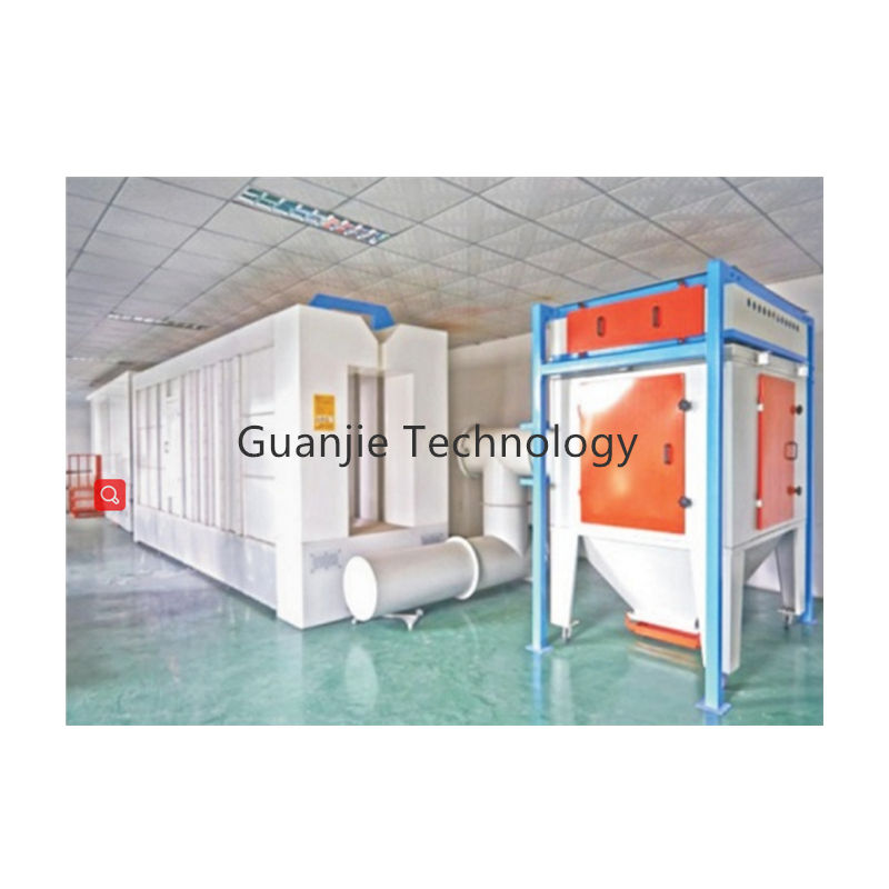 Best Design Automatic Metal Powder Coating Spray Equipment