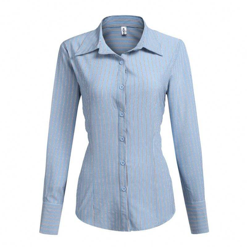 Pant N Shirt Suits Ladies Elegant Office Lady Formal Busines Shirts For Women Blouses Long Sleeve Stylish Woman And Graphic