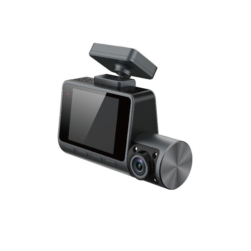 Three channel Car DVR 170 Degree wide angles Dash cam Video with IR Night vision