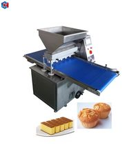 Full automatic Madeleine cakes machine