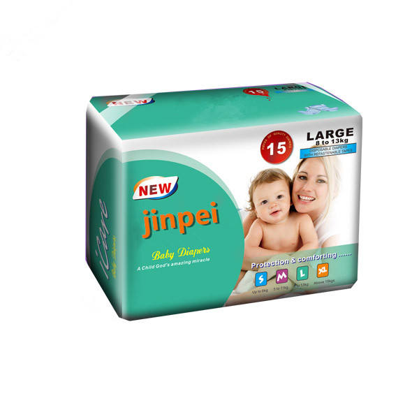 Cheap Good Quality Disposable Baby Diapers Baby NappyからChina