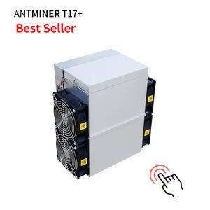 New Product btc miner SHA-256 Bitmain antminer T17+ 64Th/s 3200W bitcoin miner