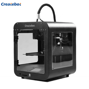 House Low Price Easy Printing Single Nozzle Touchscreen Super Mini 3D Printer Machine for Children