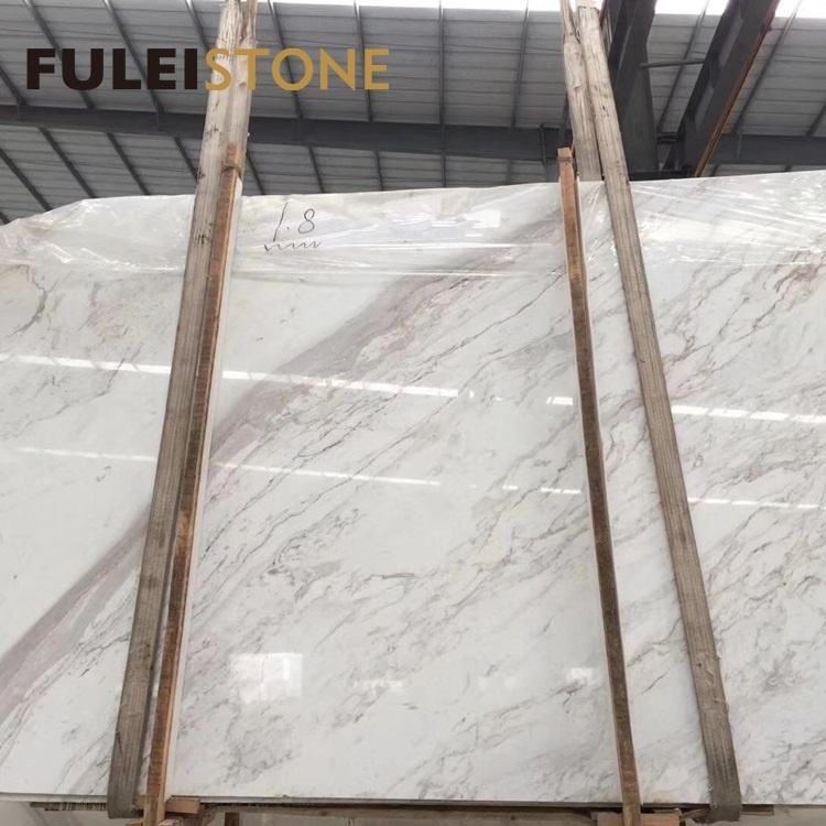 Greek Marble Volakas White Marble With Veins