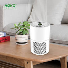 korea style pm2.5 hepa air dust seed cleaner machine for home office clear smoke