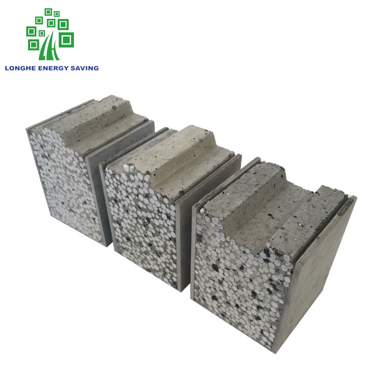 Eps Sandwich Grc Cement Panel Fireproof Wall Panel Fiber Cement Board Sandwich Panel