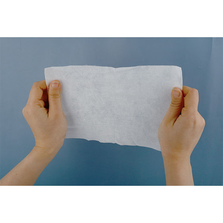 Disposable biodegradable Interfold hand Face towel