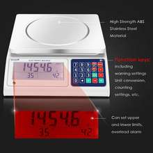 3kg-40kg electronic digital industrial counting scale
