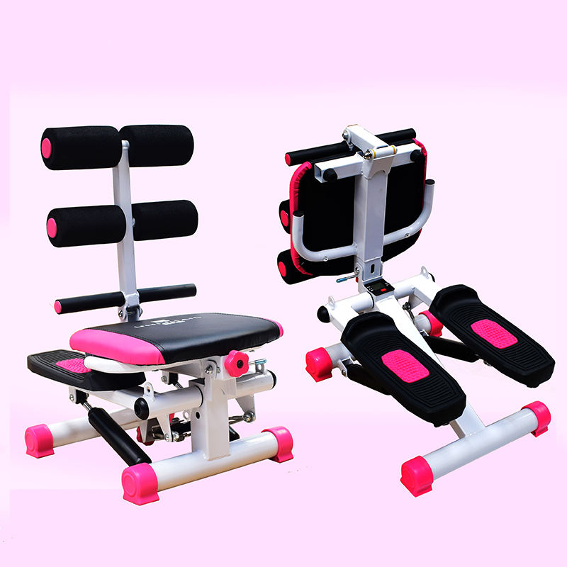 Fitness Adjustable Cardio Twister Climbing Stepper Twister Stepper With Hand Rope