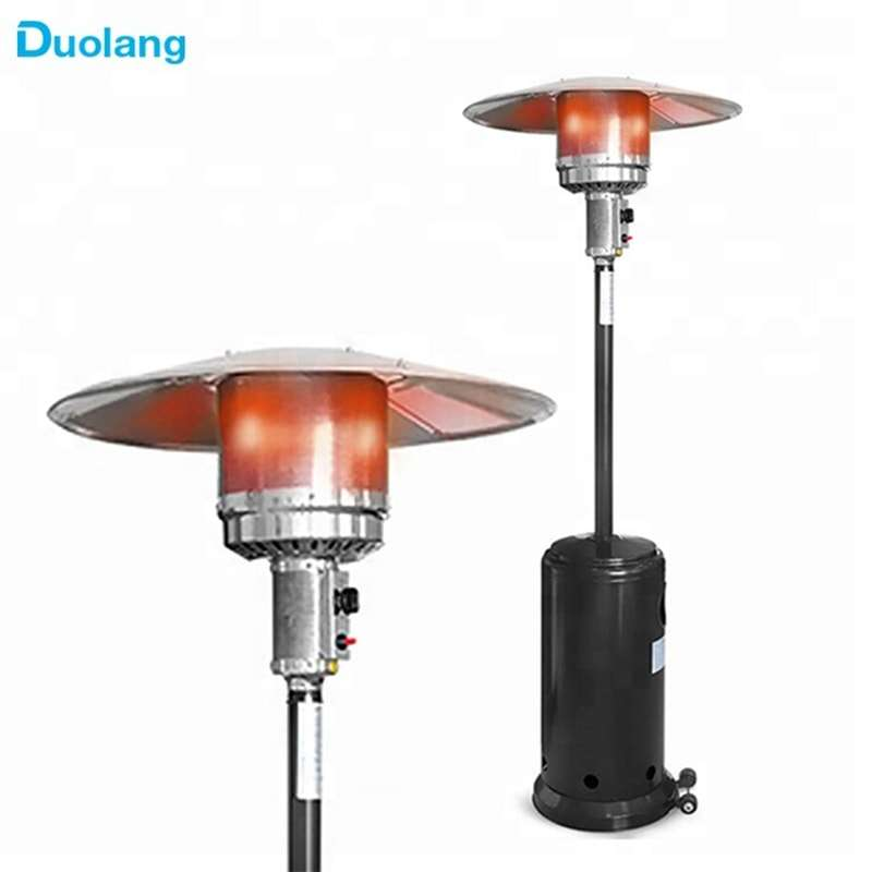 2020 modern style outdoor gas heater stand patio heater natural gas outside heater for patio garden