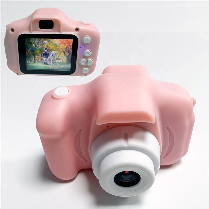 Outdoor 1920*1080 Children Camera Best Gift Children Mini Camera 2 Inch HD Display Kids Digital Video Camera Toy For Kids