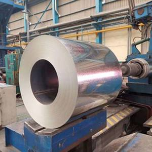 Shandong zero spangle galvanized steel sheet coil sgcc