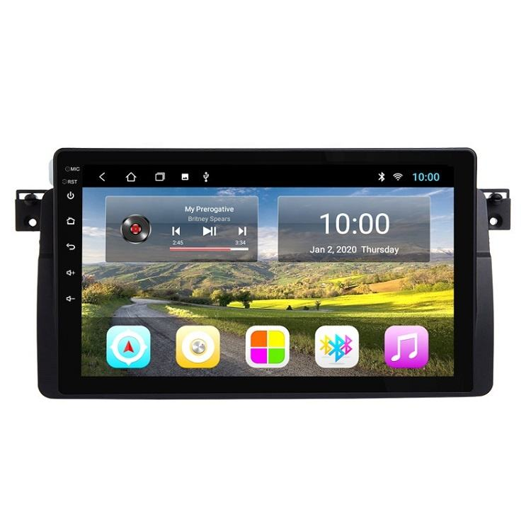Voor Bmw E46 M3 Rover 318/320/325/330/335 2 Din Android Auto Radio Multimedia Video Player navigatie Gps Wifi