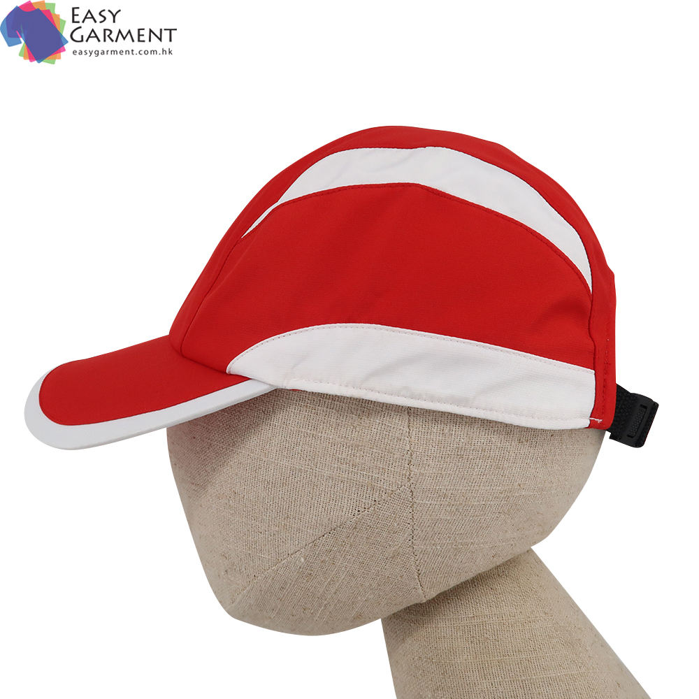 New design unisex 3D Embroidered 100% twill cotton Red dry fit Casual baseball caps and hats for dancing