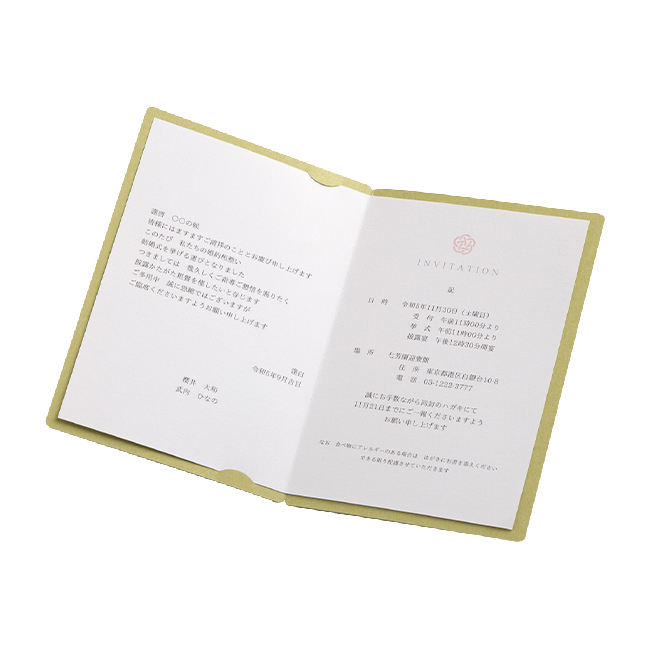 Soft colors lovely models simple elegant wedding invitation cards