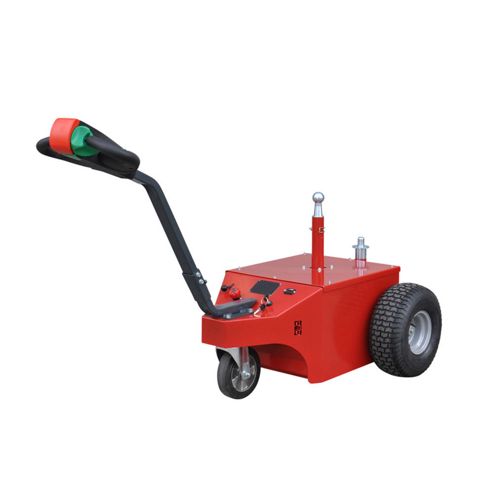 The Multi-functional Electric Powered Trailer Dolly Mover Trolley