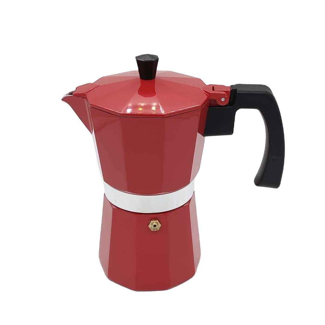 Bialetti サプライヤーエスプレッソコーヒーマシンコーヒーメーカーモカポット cafeteira イタリア