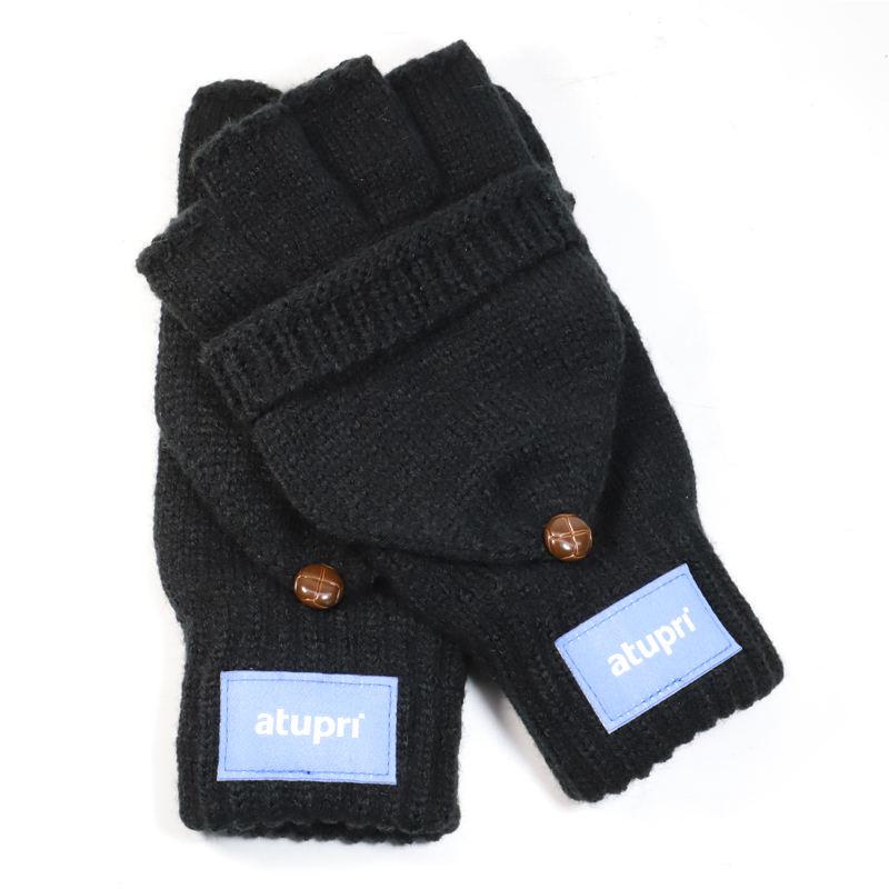 Girls Kids Undercover 2 in 1 Thermal Magic Unicorn Fingerless//Covered Gloves